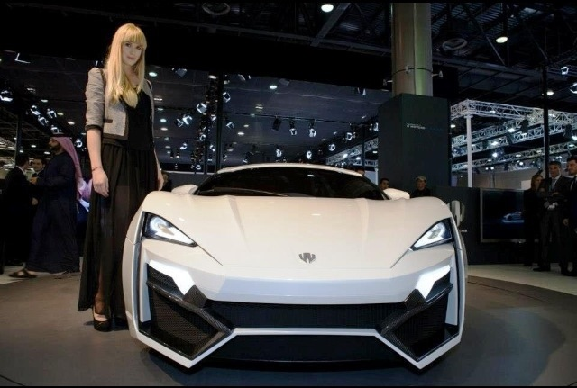 The Worlds First Arab Super Car Costs 3 4 Million Made